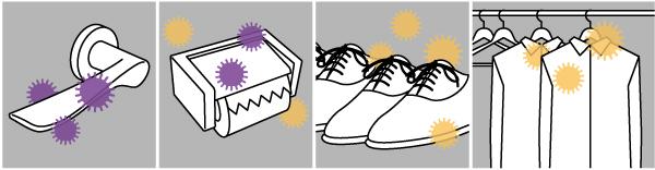 貼る漆喰 抗菌シート
