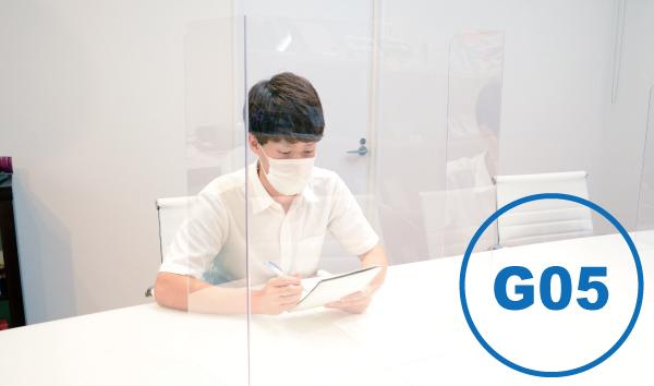 G-PET 飛沫防止シールド
